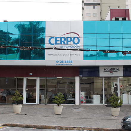 94efa29c140ae Santo André - CERPO Oftalmologia